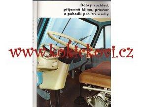 TATRA 148 - NÁKLADNÍ AUTOMOBILY - 1973 - PROSPEKT