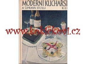 Moderní kuchařství a úprava stolu, ROČ. 1 KOMPLET CUKRÁŘSTVÍ RECEPTY