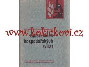 Tuberkulóza hospodářských zvířat - MVDr. J. Dražan a kol.