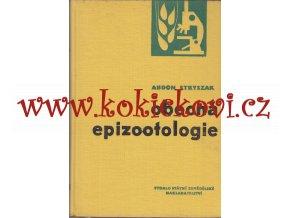 SPECIÁLNÍ EPIZOOTOLOGIE 1962 VETERINÁŘ