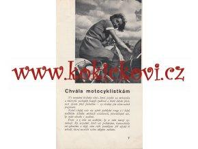 ČASOPIS JAWA 1. ROČNÍK 1934 Č. 3