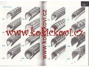 BARUM - KATALOG PNEUMATIK - 1989 AUTO MOTOCYKL TRAKTOR KOLO