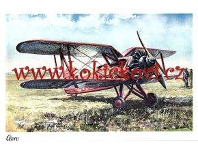 Aero 1918-1978 - 50 KRESEB PROF. VL. BIDLO AERO 1978