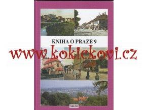 KNIHA O DĚJINÁCH PRAHY 9 - UVNITŘ KOLBENKA PRAGOVKA AJ. 1997