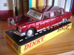 Dinky Toys - Mercedes-Benz 600 - 128 - plastový kryt