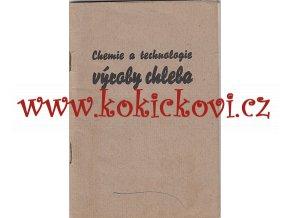 CHEMIE A TECHNOLOGIE VÝROBY CHLEBA BRNO 1943