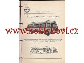 KATALOG ČS. VOZIDEL 1960 TATRA 603 ZETOR 4011 JAWA 350 ŠKODA LIAZ