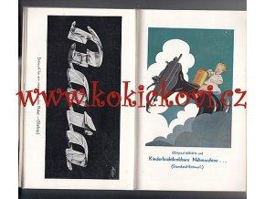 ATELIÉR RICHTER KATALOG REKLAMNÍ PLAKÁT 1908-1933 PODPIS RICHTER TISK M. SCHULZ PRAG ERICH ENGEL