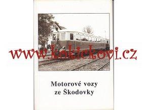 Motorové vozy ze Škodovky