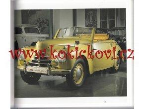 Škoda Auto Muzeum 100 let historie automobilů 100 years automotive history 100 Jahre Automobil Geschichte