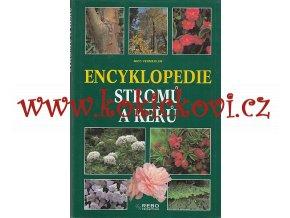 Encyklopedie stromů a keřů - REBO 2002 - 2. VYDÁNÍ PERFEKTNÍ STAV