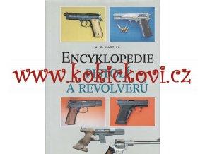 Encyklopedie pistolí a revolverů- PERFEKTNÍ STAV A.E. HARTING