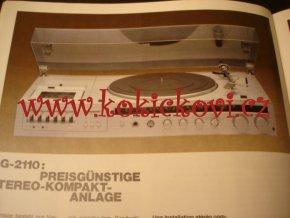 Katalog - Panasonic 81 a 82 video gramofon walkman magnetofon