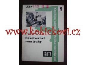 REVOLVEROVÉ SOUSTRUHY SNTL 1960
