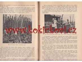 CHMELAŘSTVÍ - HISTORIE PĚSTOVÁNÍ OŠETŘOVÁNÍ - MONOGRAFIE 1938
