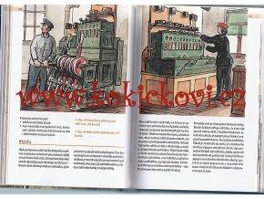 Pozor, přijíždí vlak: Zabezpečení a řízení dopravy na železnici  - ilustrace Jiří Bouda
