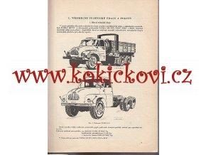 TATRA 138 VN - DÍLENSKÁ PŘÍRUČKA - 1966
