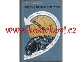 Procházka B.J. Automobilem kolem světa