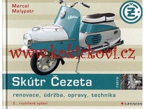 SKÚTR ČZ 501 505 RIKŠA 506 - renovace, údržba, opravy, technika