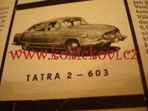 Autokompas - 1965 Škoda, Tatra, Trabant, Wartburg, Fiat, Simca, Ford, Volha...