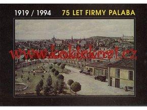 75 let firmy Palaba