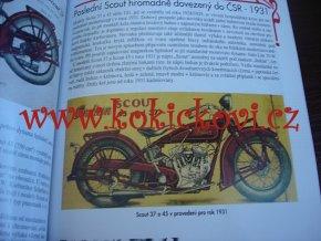 INDIAN  - KNIHA O MOTOCYKLECH 1994