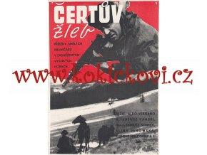 ČERTŮV ŽLEB - POLSKÝ FILMOVÝ PLAKÁT A5 - 1950