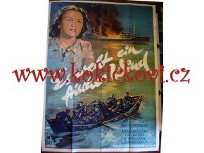 Tanker Derbent - Es weht ein frischer Wind - 1940 - 195? - Alexander Michailowitsch Fainzimmer - Sovexportfilm - Druck Erich Siebert Berlin