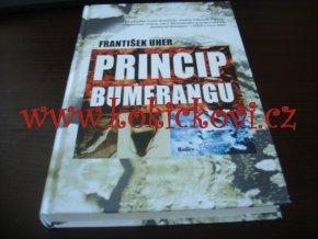 Princip Bumerangu Uher František - VÍTĚZNÁ DETEKTIVKA