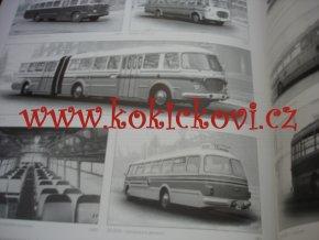 KAROSA - STO LET VÝROBY KAROSERIÍ VE VYSOKÉM MÝTĚ - SODOMKA - 1995