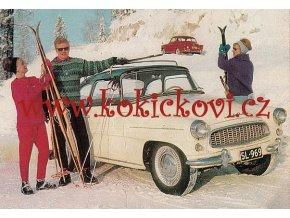 Motor Revue - 1970 - Škoda ČESKÁ VERZE - šestidenní, Škoda 100, 1203, Octavia Combi, ŠKODA FELICIA OBÁLKA