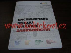 Encyklopedie strojů a nářadí. ZAHRADNICTVÍ