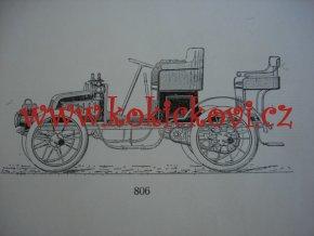 PŘEDLOHY PRO KOLÁŘE - PREMIE K SEDLÁŘSKÝM ROZHLEDŮM PRAHA 1905 kolářství - sedlářství - kočáry