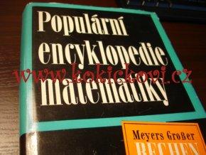 Populární encyklopedie matematiky