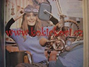 ČASOPIS MOTOR 1985 - KOMPLETNÍ SVÁZANÝ ČASOPIS - 12 ČÍSEL VČETNĚ OBÁLEK