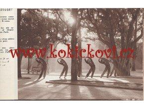 1957 Glimpses of Peking Photo Album Beijing China Rare Chinese rare