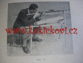 Sportovní střelba z kulovniček a vzduchovek - 1950 - Československá obec sokolská