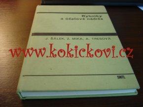 Rybníky a účelové nádrže 1989 - monografie 1989 - kapitola základy rybníkářství