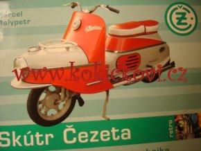 SKÚTR ČZ 501 - 502 - 503 - 505 - rikša - renovace, údržba, opravy, technika