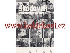 Časopis Škodovák - 3. ROČNÍK raritní podnikový měsíčník 1947 - čísla 1-12 - ŠKODA PLZEŇ