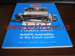 BUGATTI AUTOMOBILES IN THE CZECH LANDS