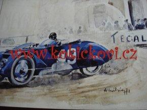 LE MANS 24 HOURS - 1923-1933 (L'automobilist 24/25) FRENCH - 1971