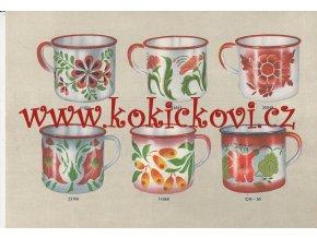 Katalog / catalogue New Lines in Czechoslovak Enamelware Katalog smaltovaného nádobí Motokov 1951
