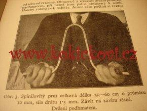 PRAKTICKÝ PROUTKAŘ FRANTIŠEK JELÍNEK 1935 - BEZ OBÁLKY