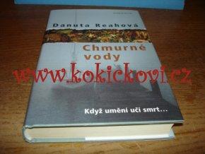 Chmurné vody – Danuta Reahová – 2004 -KRIMI