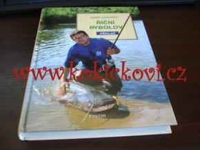 ŘÍČNÍ RYBOLOV - MAREK SZYMANSKI - FINIDR 2003 - 264 STRAN