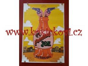 LIMONÁDOVÝ JOE ANEB KOŇSKÁ OPERA  1984 PROPAGAČNÍ FILMOVÝ PLAKÁT A3 JAN TOMÁNEK