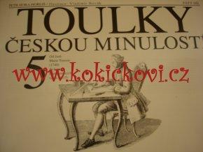 PETR HORA-HOŘEJŠ - TOULKY ČESKOU MINULOSTÍ 5
