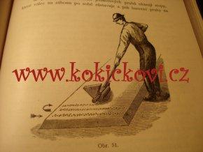 1901 NAUKA O ZAKLÁDÁNÍ A PĚSTOVÁNÍ LESŮ PÍSEK FRANTIŠEK SEKYRKA
