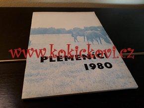 PLEMENÍCI 1980 - VYDAL TURF PŮVODNÍ BROŽ A5, 26 STRAN